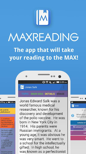 Maxreading - Learn to Read