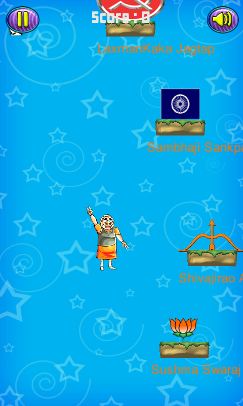 Namo Jump- screenshot