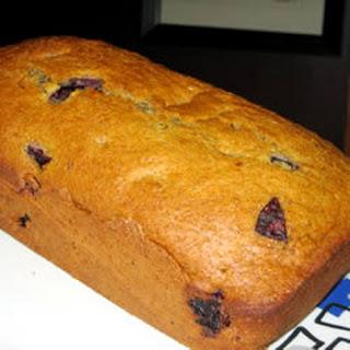Spiced Plum Bread