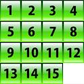 Slider Puzzle 15 logo