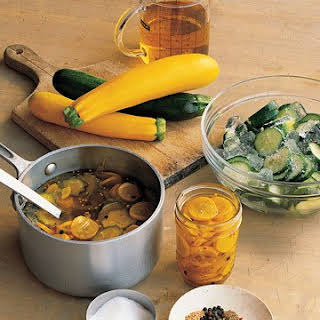 Sweet-and-Spicy Bread-and-Butter Pickles.