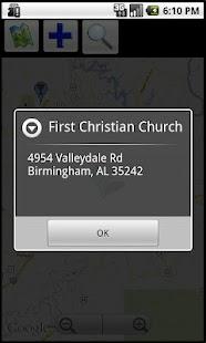 Worship Finder- screenshot thumbnail