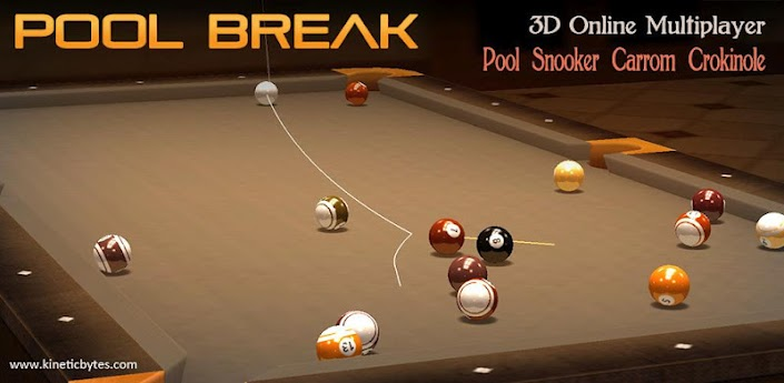 Pool Break Pro 2.2.2 apk