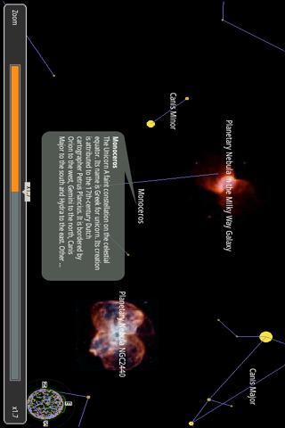 Zenith Mobile Telescope- screenshot