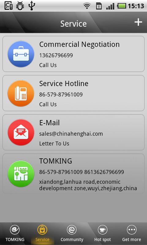 TOMKING - screenshot