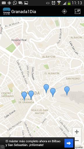 Granada en 1 día