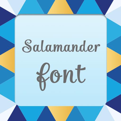 Salamande 個人化 App LOGO-APP試玩