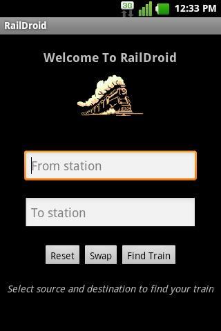 RailDroid