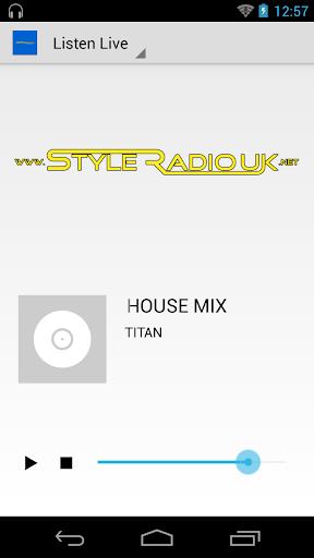 Style Radio UK