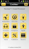 Screenshot of Nucleus® Support