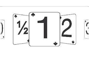 Screenshot of Scrum Planning Poker Cards