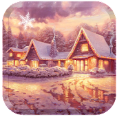 New year fantasy  winter lwp