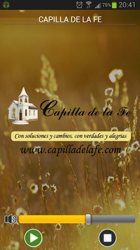 CAPILLA DE LA FE