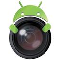 Droidget Camera logo