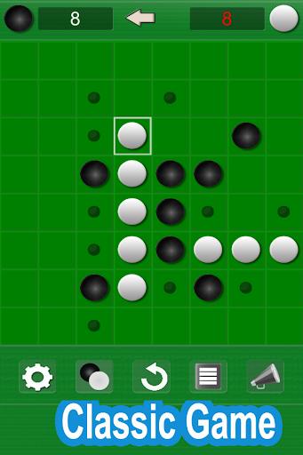 Black vs White Board Game