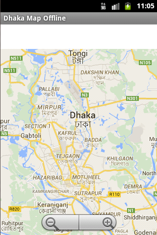 Dhaka City Maps Offline Android Apps on Google Play