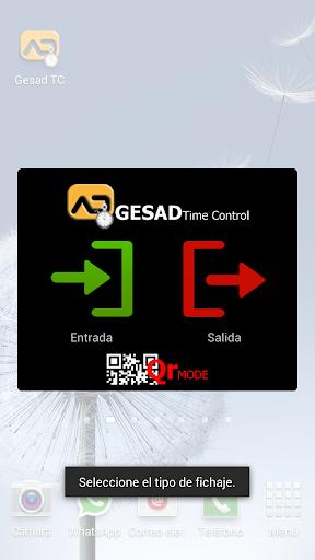 Gesad Time Control