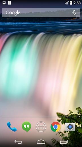 Niagara Falls Live Wallpaper