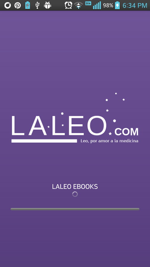LaLeo Ebooks- screenshot