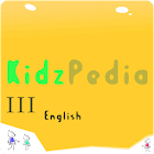 KidzPedia  III English icon