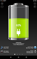 Screenshot of Battery HD Pro