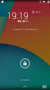 Time Zone for DashClock - screenshot thumbnail