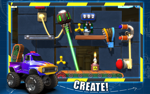 Crazy Machines GoldenGears HD v1.9 APK
