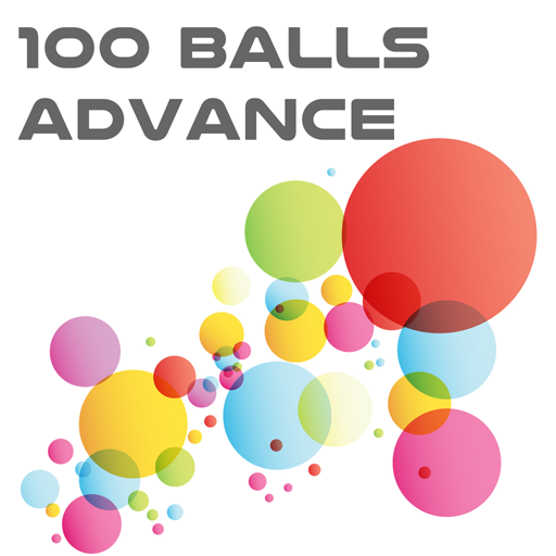 100 Balls ADVANCE LOGO-APP點子