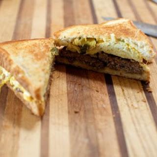Cowboy Breakfast Sandwiches.