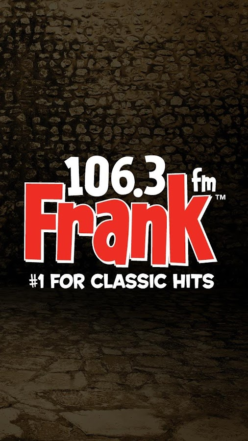 106.3 Frank FM - screenshot