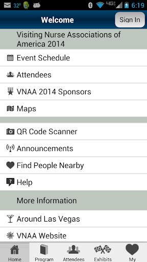VNAA Events