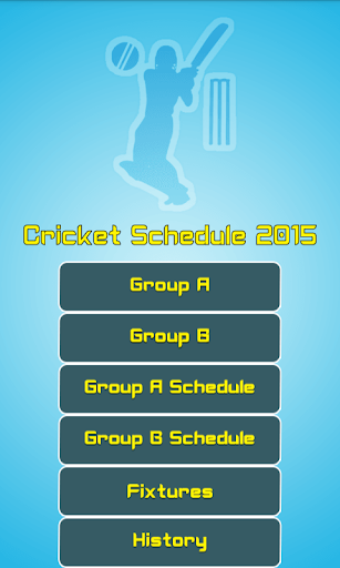 Cricket Cup 2015 Free