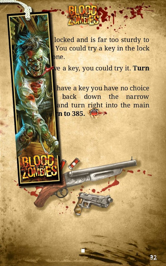 Blood of the Zombies- screenshot