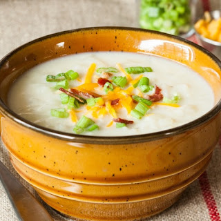 Potato Soup With Shredded Hash Browns Recipes.