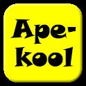 Apekool moppen logo