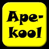 Apekool moppen