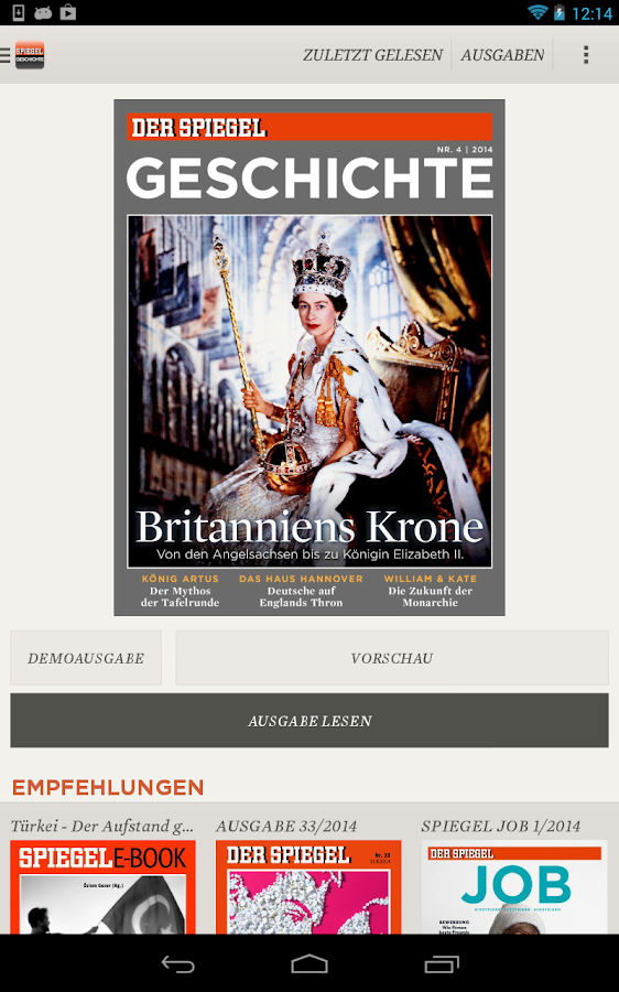 Spiegel geschichte android apps on google play for Spiegel app android