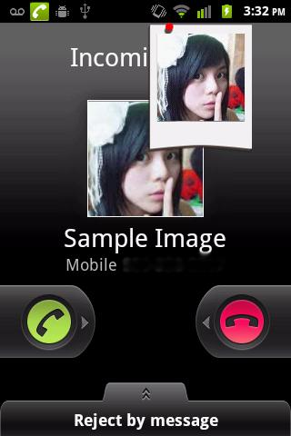 Call Receiver - screenshot
