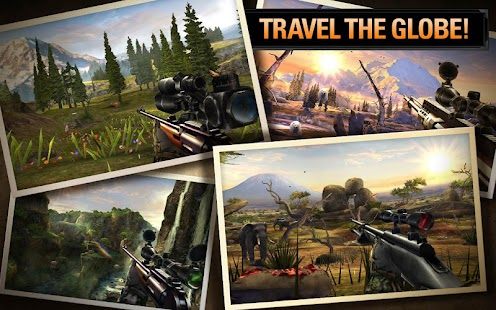 DEER HUNTER 2014 v1.2.4 apk download