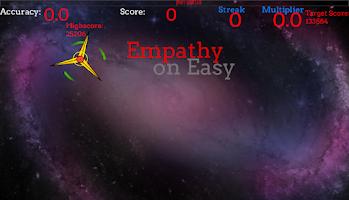 Screenshot of Perditus - a Rhythm Game
