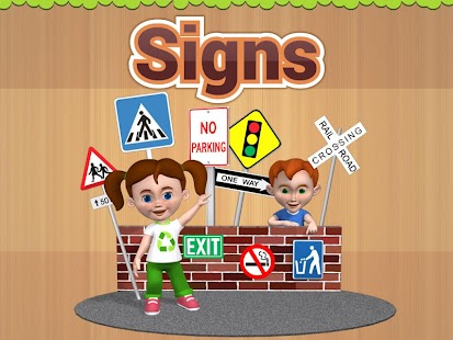 Signs - Lite Autism Series