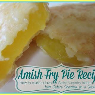 Amish Fry Pie