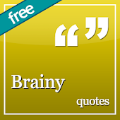 ❝ Brainy quotes