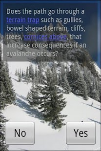 Avalanche Safety- screenshot thumbnail