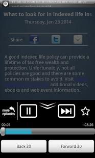 Wealth For Life - screenshot thumbnail