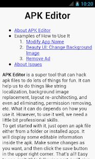 APK Editor Pro- screenshot thumbnail