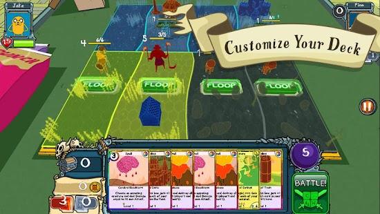 Card Wars - Adventure Time - screenshot thumbnail