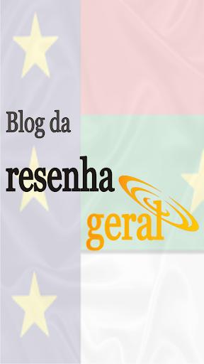 Blog da Resenha Geral
