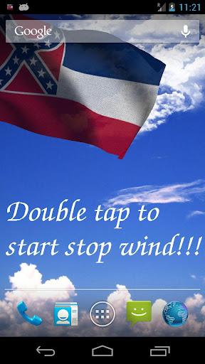 Mississippi Flag LWP +