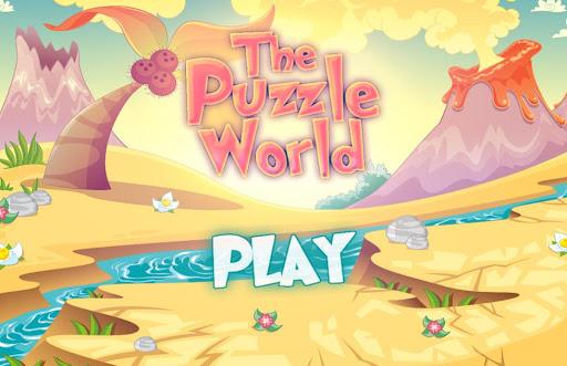 Slide puzzle dla dzieci